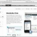 Die iDisk von Apple kann auch als virtuelle Festplatte genutzt werden.