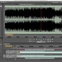 Mit dem Audio-Arbeitsbereich lassen sich Tonspuren sehr übersichtlich bearbeiten. (Bild: Netzwelt)