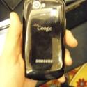 Gefertigt wurde das Smartphone von Samsung. (Bild: netzwelt)