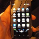 Der Touchscreen reagiert auf Fingereingaben sehr flink. (Bild: netzwelt)