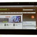 Netzwelt im Android-Browser.