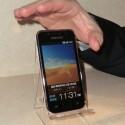 Der Galaxy Player sieht dem Smartphone Galaxy S zum Verwechseln ähnlich. (Bild: netzwelt)