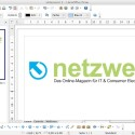 Das Zeichenprogramm kann SVG-Dateien jetzt auch lesen und nicht nur schreiben. (Bild: Netzwelt)