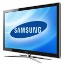 Günstiger 3D-Fernseher: der Samsung LE40C750 für rund 900 Euro. (Bild: Samsung)
