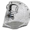 Sehen aus wie Eiskristalle: Die Desktop-Lautsprecher GLA-55 von Harman Kardon. Kostenpunkt: knapp 800 Euro. (Bild: netzwelt)