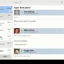 Diese können beliebig ein- und ausgeblendet werden. Wird eine E-Mail ausgewählt verschwindet beispielsweise die Ornderübersicht. (Bild: Screenshot)