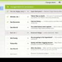 In der Aktionsleiste am oberen Bildschirmrand werden je nach Applikation und Auswahl verschiedene Optionen angezeigt. (Bild: Screenshot)