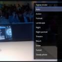 Auch die Kamera-Applikation hat Google überarbeitet. Einstellungen sollen nun leichter getätigt werden können. (Bild: Screenshot)