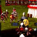 In Great Battles liefert sich der Spieler Schlachten mit hunderten von Einheiten. (Bild: Screenshot)