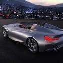 Auf dem Genfer Autosalon präsentiert BMW seine Roadsterstudie. (Bild: BMW)