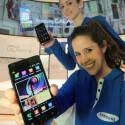 Fauxpas bei Samsung: Diese Bilder und Daten sind schon vor der offiziellen Präsentation des Handys im Internet aufgetaucht. (Bild: Samsunghub)