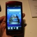 Statt Symbian nutzt das Smartphone Googles Android-Betriebssystem. (Bild: netzwelt)