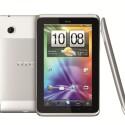 HTCs Tablet bietet jeweils eine Kamera auf Vorder- und Rückseite. (Bild: HTC)