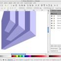 Aus Photoshop und Co. hat sich Inkscape das Konzept der Ebenen abgeschaut. (Bild: Netzwelt)