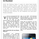 Durch den Inhalt eines Textes blätter der Leser per vertikalem Fingerwisch. (Bild: netzwelt.de)