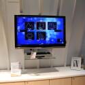 Der Sensor erfasst Bewegungen von Personen vor dem Fernseher. (Bild: netzwelt)