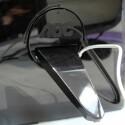Ein einziges USB-Kabel reicht für die Stromversorgung aus und überträgt auch die Bilddaten. So lässt sich der Bildschirm selbst an einem Notebook schnell und unkompliziert anbringen.
