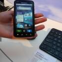 Auf den ersten Blick ist das Atrix ein ganz gewöhnliches Smartphone ohne große Highlights. (Bild: netzwelt)