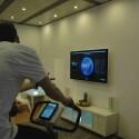 Virtuelles Radrennen mit Google Earth: Eine der Gesundheitsanwendungen von Connected Living. (Bild: netzwelt.de)