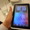Die Nutzeroberfläche Sense wurde speziell für den Tabletbildschirm angepasst. (Bild: netzwelt)