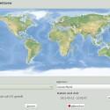 Die Einrichtung der Zeitzone erfolgt über eine grafisch hübsche Weltkarte. (Bild: Netzwelt)