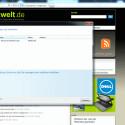 Ein neuer Tracking-Schutz dient im Internet Explorer zum Schutz gegenüber Datensammlern. (Bild: Screenshot)
