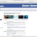 Während das Twitter-Konto recht aktiv ist, bleibt die Facebook-Seite von Kunden-Anfragen unberührt. (Bild: Netzwelt)