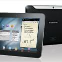 Samsung glaubt nicht daran, dass eine Displaygröße bei Tablets alle Nutzer zufrieden stellt. Mit der 8,9 Zoll-Variante präsentiert der Hersteller bereits sein drittes Tablet. (Bild: Samsung)