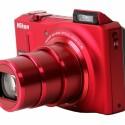 Das Objektiv mit 18-fachem Zoom verfügt über eine Brennweite von 25 bis 450 Millimetern sowie einen optischen Bildstabilisator.