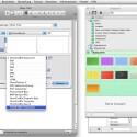 OmniGraffle unterstützt eine Reihe von Dateiformaten, darunter auch PDF und das Visio-Format. (Bild: Netzwelt)