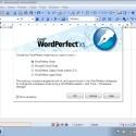 Die Textverarbeitung WordPerfect kann sich auf Wunsch wie ein ganz normales Word verhalten. (Bild: Netzwelt)