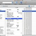 Zu den wichtigsten Funktionen für Dateien und Ordner, z.B. das Umbenennen, gelangt der Nutzer über das Kontextmenü. (Bild: Netzwelt)