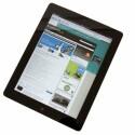 Flash-Inhalte lassen sich auf dem Tablet aber immer noch nicht darstellen. (Bild: netzwelt)