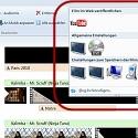 Youtube, PC, Handy oder TV-Gerät: Movie Maker bereitet Videos für alle Formate vor (rote Umrahmung).