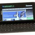 Per Software-Update will Nokia dem E7 einen neuen Browser spendieren. (Bild: netzwelt)