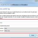 """Tippen Sie einen Namen für die virtuelle Maschine ein und wählen Sie """"Linux"""" und """"Other Linux"""". (Bild: Screenshot)"""