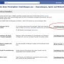 """Klicken Sie dann beim Punkt """"Anwendungen, die du verwendest"""" auf """"Einstellungen bearbeiten"""". (Bild: Screenshot)"""
