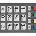 Die Fernbedienung kommt im typischen Panasonic-Design daher und glänzt mit Übersichtlichkeit.