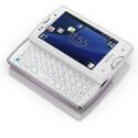 Das Xperia mini pro von Sony Ericsson bietet eine ausziehbare QWERTZ-Tastatur ist aber dennoch kaum größer als eine Kreditkarte. (Bild: Sony Ericsson)