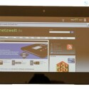 Zehn Zoll großes Tablett mit Nvidia Tegra-Chip