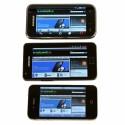 Nicht nur beim Betrachten von Bildern, sondern auch beim Surfen im Netz, kann die Super-AMOLED-Plus-Technologie überzeugen. (Bild: netzwelt)