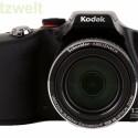 Neben Fotos mit bis zu zwölf Megapixeln nimmt die Kamera auf Videos in Full-HD-Auflösung auf.
