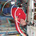 Nespoli hat auch einige 3D-Bilder aufgenommen. (Bild: ESA/NASA)