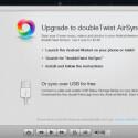 Das Abspielprogramm DoubleTwist wird über die kostenpflichtige Erweiterung AirSync AirPlay-fähig. (Bild: Screenshot)