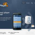 Der Honey Player sendet Musikdateien von Android-Hardware an die Basisstation AirPort Express oder Apple TV. (Bild: Screenshot)