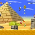 Beim neuen Super Mario-Titel kann der eigene Mii-Charakter verwendet werden. (Bild: Nintendo)
