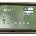 Als Betriebssystem kommt die für Tablets optimierte Android-Version 3.0 (Honeycomb) zum Einsatz.