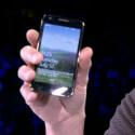 Das Handy ähnelt optisch starkt dem Android-Flaggschiff Galaxy S II. (Bild: Screenshot)