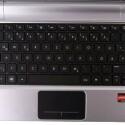 Den vorhandenen Platz nutz HP gut für die Tastatur aus.