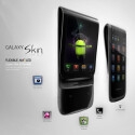 Betriebssystem ist natürlich Android allerdings in der fiktiven Flexi-Version. (Bild: yankodesign.com)